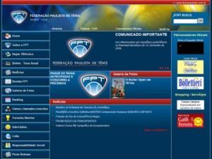 Federação Paulista de Tênis