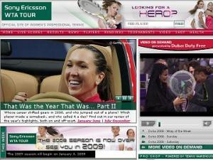 WTA Tour - Sony Ericsson
