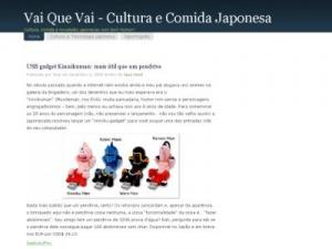 Vai que Vai - Cultura e comida japonesa