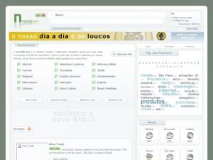 novoBR.com - Diretório Colaborativo de Sites do Br